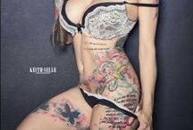 Tattoos / Tattoos which are lovely !  Strictly no private parts only artistic shots Beautiful tattoos only !