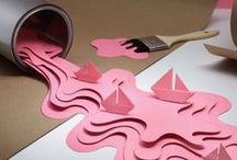 T h i n k P i n k / Pink Art, Pink Design, Pink Lighting, Pink Food, Pink Fashion, PINK EVERYTHING