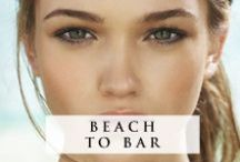 SUMMERTIME / Beach to bar - who doesn't want flawless make up in the sunshine?
