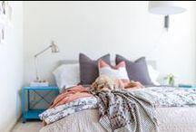Fouta pour la chambre à coucher / Nouvelle tendance en décoration, la fouta s'installe dans chacune de vos pièces. Une fouta pour la chambre à coucher? On adore!  Pour consulter tous nos modèles de foutas rendez-vous sur notre site web : www.famillenomade.ca