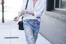 s t r i p e \ m e \ u p / \ our love of stripes and how to wear them \