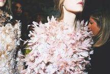 d r a m a \ d r a m a \ d r a m a / \ the drama within fashion and runway \