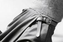 b u c k l e \ u p / \ accentuate your waist with the perfectly styled belt \