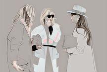 Ilustration | Fashion