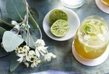 Cocktail hour / The perfect recipes for a sophisticated party