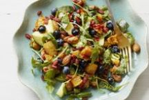 Lovely lunches / Re-vamp your packed lunch by trying one of these easy recipes.