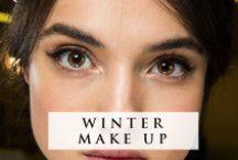 WINTER MAKE UP / Winter Make Up Inspiration