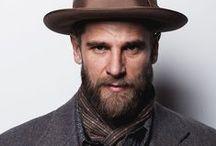 Barbas pelo Mundo / Estilos, Barbudos e inspirações para sua barba.