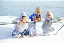 SALTY SEA DOG AW COLLECTION - by Duke of London / Inspiration for our SALTY SEA DOG Autumn Winter Collection. Nautical, sailor, stripes, navy, boys style, kids fashion, fashion kids
