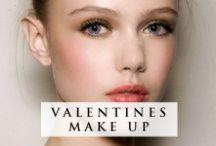 VALENTINES MAKE UP INSPIRATION / Valentine's Beauty Looks