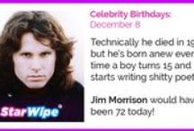 Celebrity Birthdays 2015 / See who's celebrating famously today!