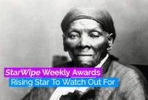 "Weekly Awards / Celebrity news stories that are so special, they deserve their own ""awards."""
