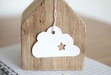 DIY: Wolken / DIY Ideen mit Wolken Motiv