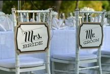 The Budget Bride / Tips for having your dream wedding on a tight budget.