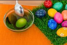Easy Easter Savings! / Ways to celebrating Easter for less.