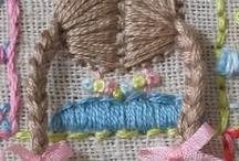 Crochê, Tricô e Bordado / Imagens de pesquisa na net. / by Maria Tereza Goes - Arte com tecido