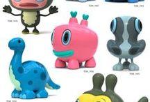 yukifish - Designer Toys / Art / unique Design Concepts / by yukifish