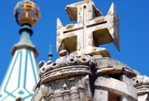 Sintra snap shots / Some snapshots and details of the pretty Unesco hertitage town of Sintra, in Portugal.