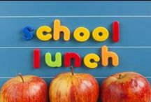 Frugal School Lunch Ideas / Don't let them get bored with their school lunch!  These ideas will keep both your kids and your wallet happy.