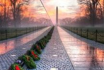Travel Within a day of us: DC, Va. / by Audrey Cutting Wells