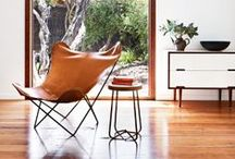 INSP Leather in Home Design / Be inspired by leather pieces in home design