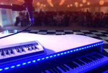 Alternative Wedding Entertainment / PianoFactor provides alternative wedding entertainment in the form of it's spectacular Duelling Pianos Show