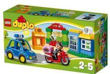 Jucării Lego Duplo / Duplo este o arie de jucării de constucții din gama Lego, definit pentru copii de 1,5 – 5 anișori.