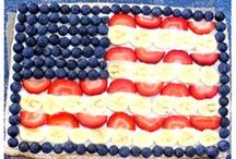Happy, Frugal 4th of July / Recipes and decoration ideas to make your 4th of July celebration the very best for the least amount of money.