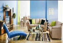 Home Decorating on the Cheap / Tips and tricks for decorating your home inexpensively.