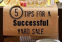 Selling Your Stuff / Tips for getting the biggest bucks when selling your stuff,whether online, on consignment or on your own front lawn!