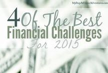 Challenge Nation / Challenges can break up the debt dump monotony and add the motivational spark needed to make it through.