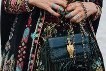 etnico geometrie e colore / abbigliamento etnico e accessori