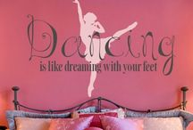 Dance is to express what you feel in a different way