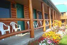 John Hall's Alaskan Lodge / Lake City, Minnesota Lodging