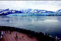 Cruise Alaska / Cruise with Royal Caribbean or Celebrity Cruises