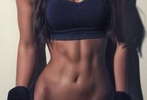Fitness world / Be healthy and keep motivated
