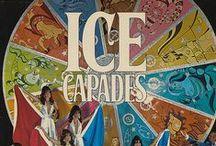 illustration~~ice capades / by Sharon Whayman