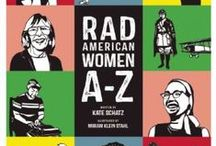 Women's History / March is Women's History Month, and March 8th is International Women's Day. Celebrate by reading one of these books about inspiring women from history!