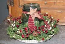 Holiday Decorating / by Hammack's Texas Favorites & Country Treasures