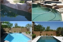 Pool Makeovers