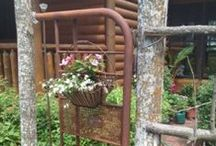 Ladders & Gates / by Hammack's Texas Favorites & Country Treasures