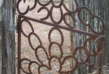 Rusty Metal, & Stuff / by Hammack's Wood-N-Cloth Crafts