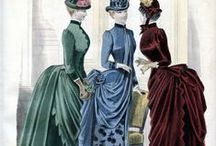 Victorian / Victorian Fashion