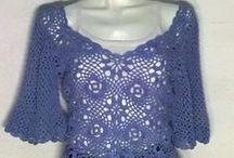 Crochet Inspirations / by Charlene Whitlow