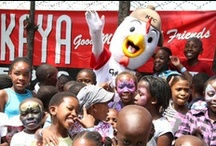 Kaya Family Day  / Family comes first and mealtimes are best shared with them. That's why KFC has something for every family. Celebrate family time with us at the Kaya FM Family Day which is brought to you by KFC. We enjoy what makes life so good; because there is no time like family time