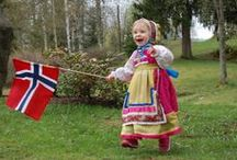 My little Norway / by Regina Daisy