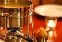 Fondue Recipes / Fun for entertaining or just a romantic night for two, fondue has you covered. Recipes for your fondue set found below.