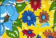 CHITA (La Chita Bonita!..) colorful cotton fabric / by Regina Daisy