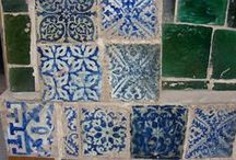 Pottery and Tiles.