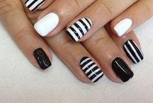 Bw nails / Nails, polish maniqure